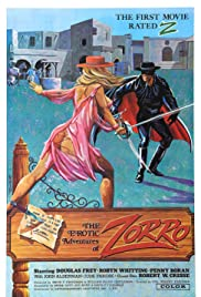 The erotic adventures of zorro 1996