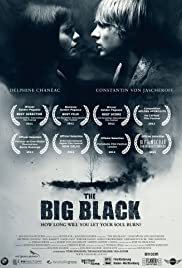 The Big Black Poster