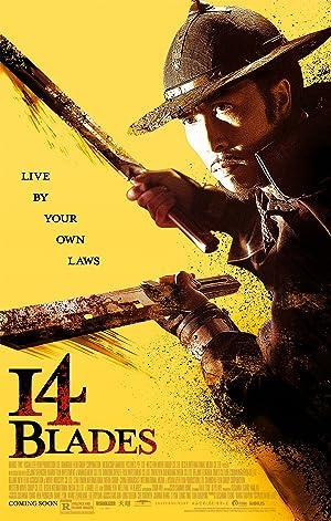 14 Blades poster