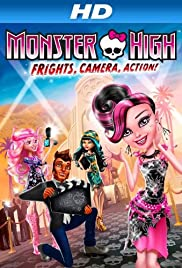 Monster High: Frights, Camera, Action! Poster