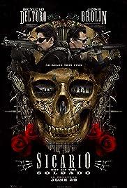 Hasil gambar untuk Sicario 2 : Soldado poster