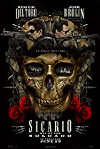 Sicario: Day of the Soldado (2018) Poster