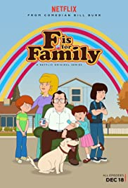 Poster of F Is for Family