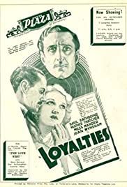 Loyalties Poster