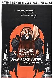 Premature Burial Poster