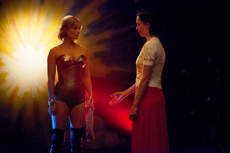 Rebecca Hall and Bella Heathcote in Professor Marston and the Wonder Women (2017)