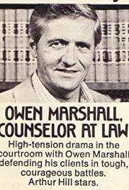 Owen Marshall, Counselor at Law Poster
