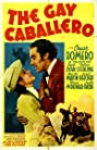 The Gay Caballero (1940) Poster