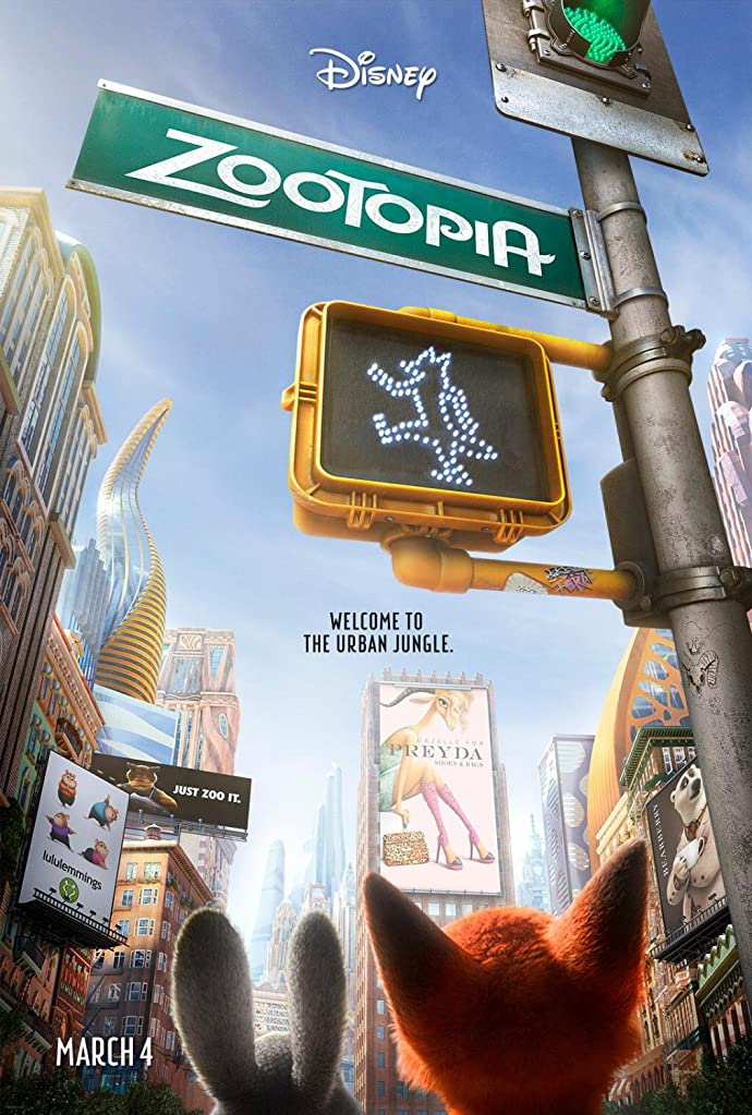 Walt Disney Pictures' Zootopia - Trailer 1