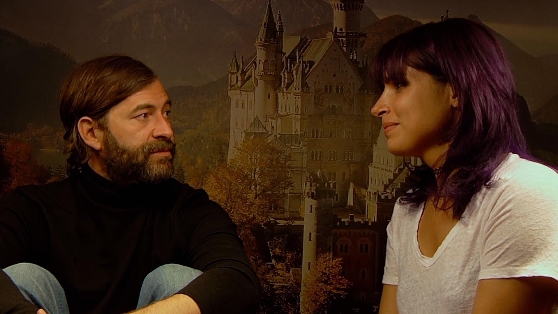 Mark Duplass and Desiree Akhavan in Creep 2 (2017)