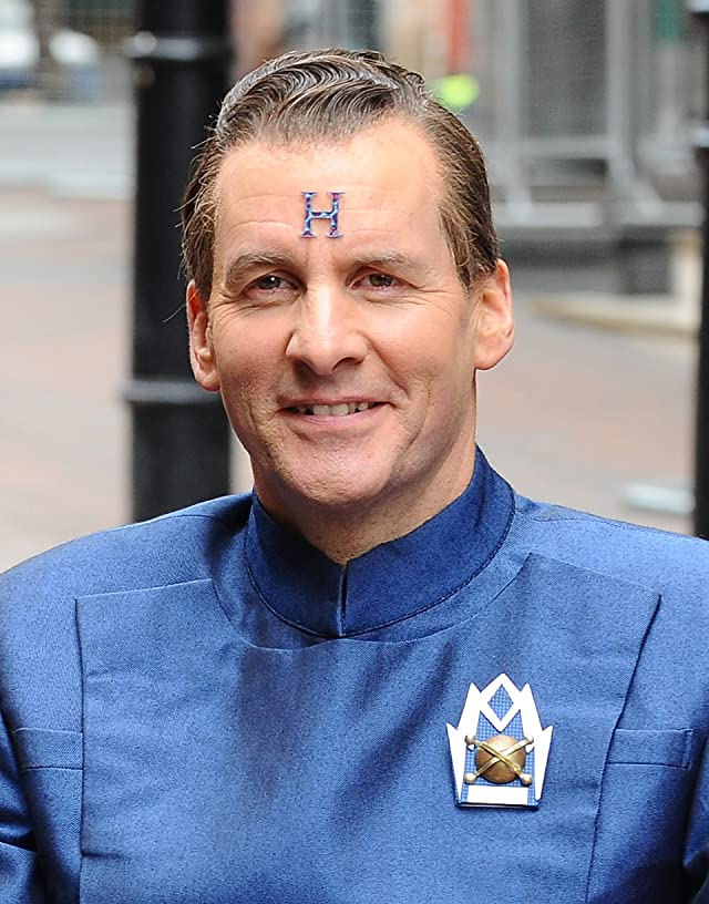Chris Barrie net worth