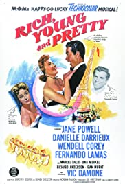 Rich, Young and Pretty (1951) Poster - Movie Forum, Cast, Reviews