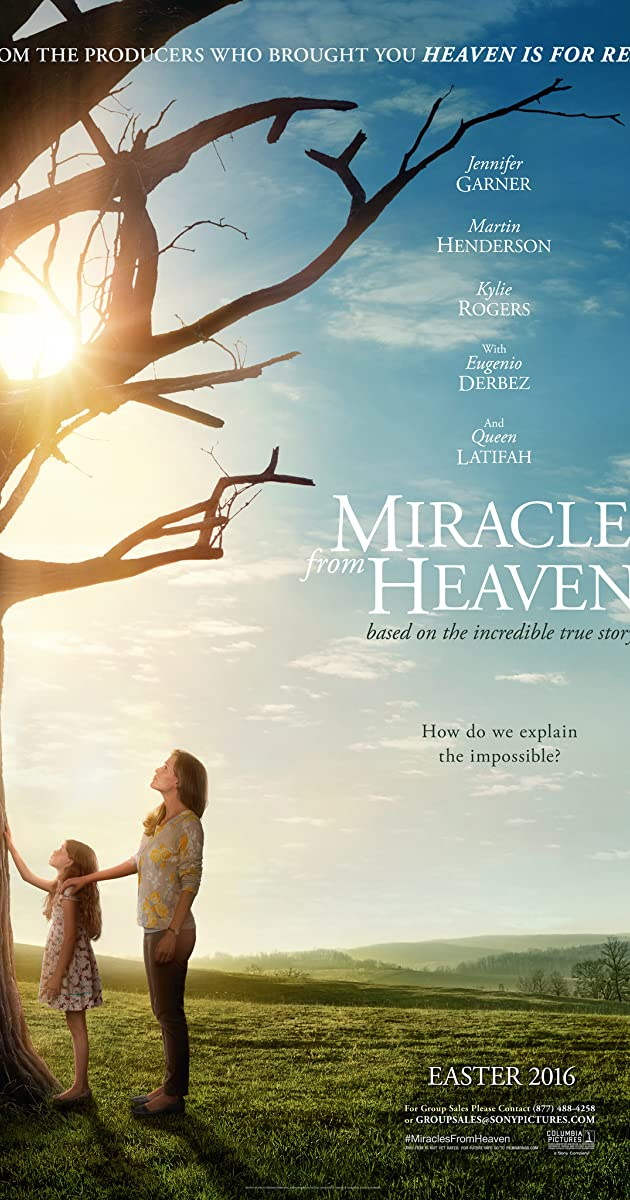 Stebuklai iš dangaus / Miracles from Heaven (2016) Online