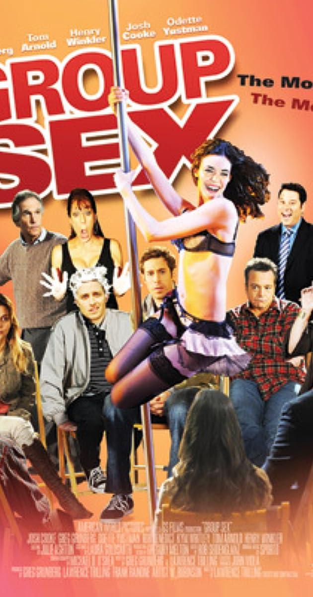 Group sex film