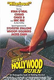 An Alan Smithee Film: Burn Hollywood Burn Poster
