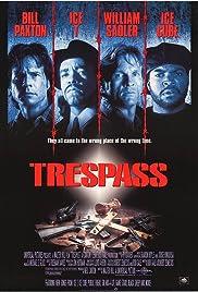 Trespass Poster