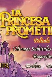 La princesa prometida Poster