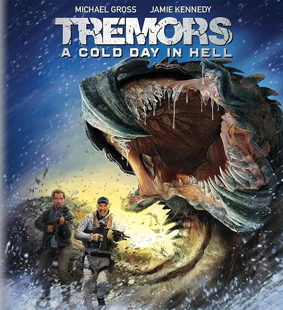 Tremors A Cold Day in Hell 2018 720p BluRay H264 AAC
