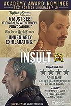 L'insulte (2017) Poster