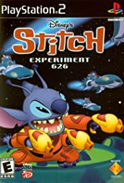 Stitch Experiment 626 Poster