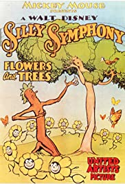 Flowers and Trees Poster