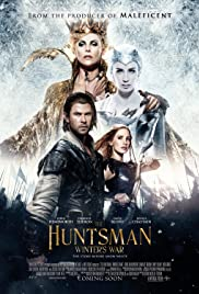 The Huntsman: Winter's War poster