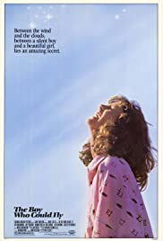 The Boy Who Could Fly Poster
