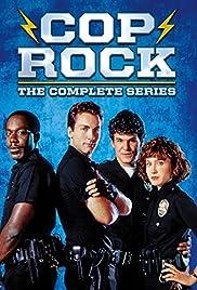 Cop Rock Poster