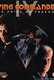 Wing Commander IV: The Price of Freedom Poster