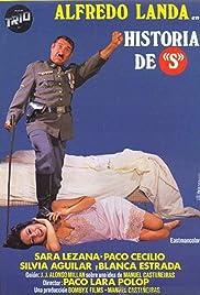 Historia de 'S' Poster