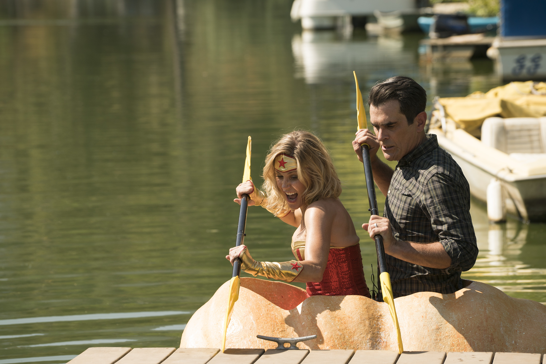 Modern Family: It's the Great Pumpkin, Phil Dunphy | Season 9 | Episode 5