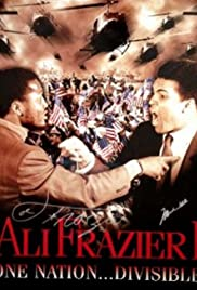 Ali-Frazier I: One Nation... Divisible Poster