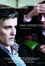 One Other Thing Poster