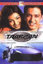 Taarzan: The Wonder Car Poster