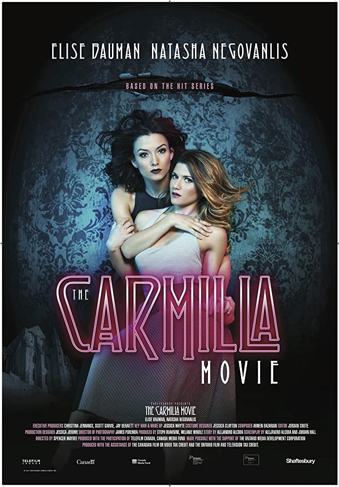 The Carmilla Movie (2017) English 300MB WEB-DL 480p x264