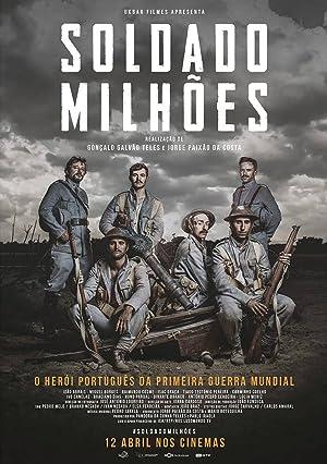 Soldado Milhões Poster