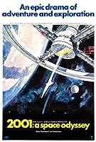 2001 A Space Odyssey 2001太空漫游 1968