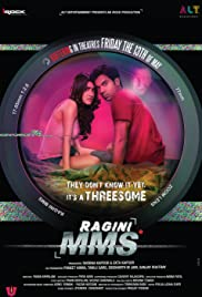 Ragini MMS(2011) Poster - Movie Forum, Cast, Reviews