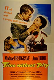 Time Without Pity(1957) Poster - Movie Forum, Cast, Reviews
