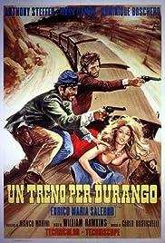 Un treno per Durango Poster