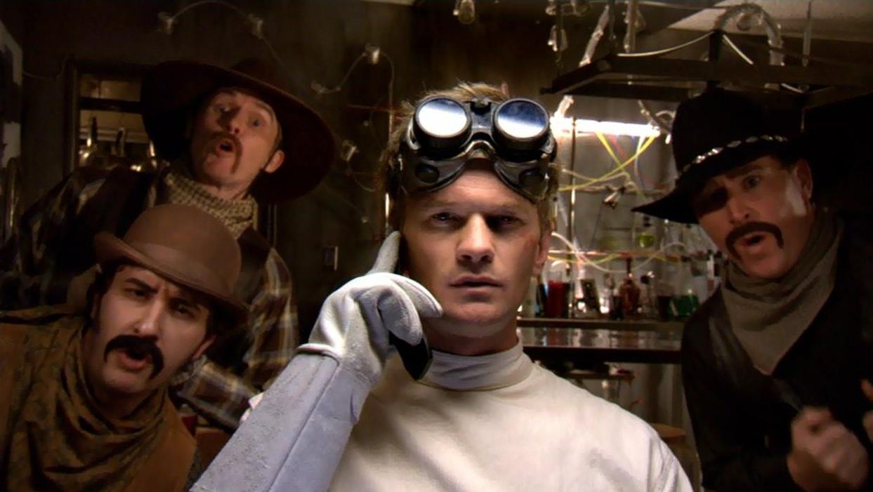 Neil Patrick Harris in Dr. Horrible's Sing-Along Blog (2008)