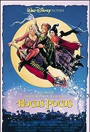 Hocus Pocus(1993) Poster - Movie Forum, Cast, Reviews