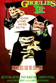 Ghoulies Go to College Poster