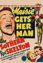 Maisie Gets Her Man(1942) Poster - Movie Forum, Cast, Reviews