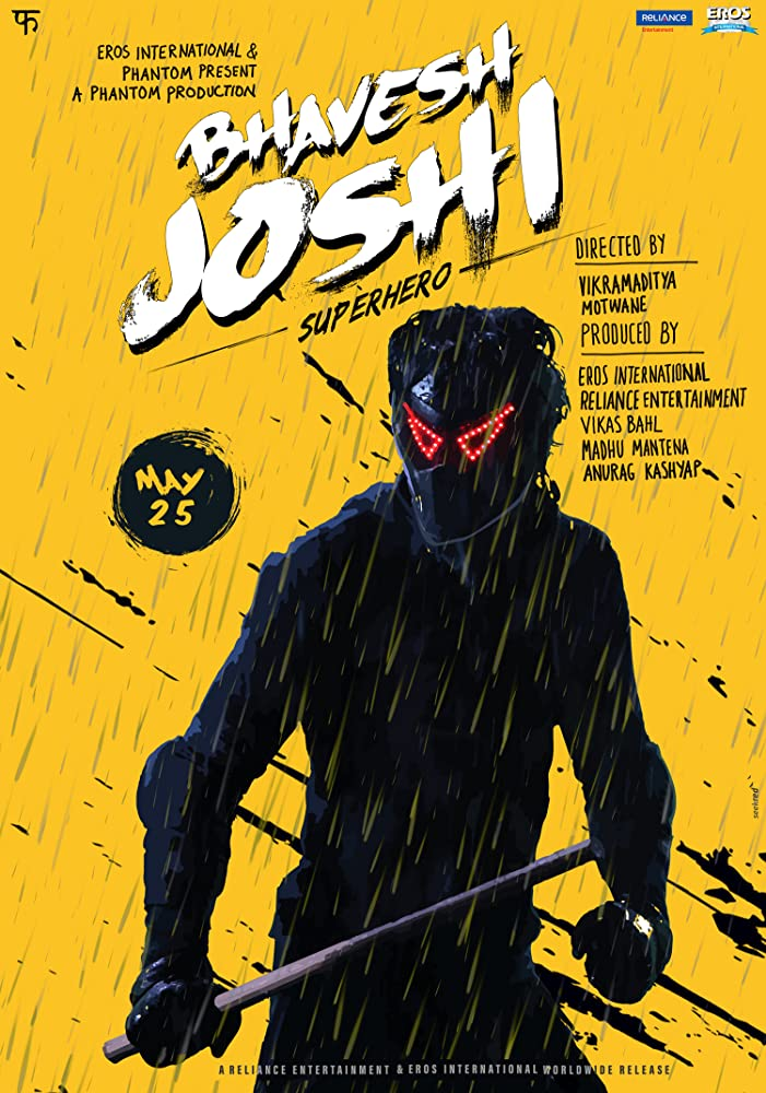 Bhavesh Joshi  Superhero 2018 Movie Official Trailer