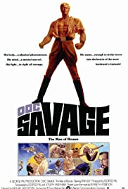 Doc Savage: The Man of Bronze(1975) Poster - Movie Forum, Cast, Reviews