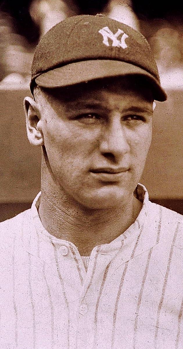 Lou Gehrig - IMDb