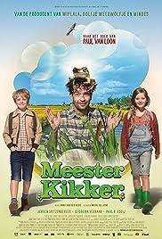 Meester Kikker Poster