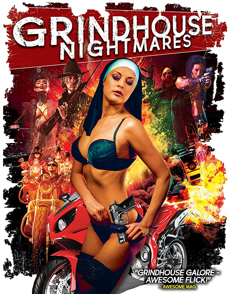 فيلم Grindhouse Nightmares 2017 مترجم