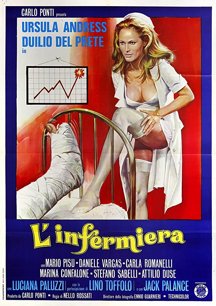 18 The Sensuous Nurse 1975 UNRATED 720p DVDRip x264 Eng Subs Dual Audio Hindi 2.0 - English 2.0 -Dr.STAR- torrent download